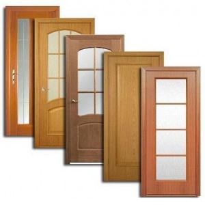 Двери, дверные блоки Романовки