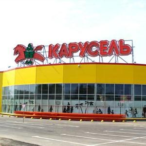 Гипермаркеты Романовки