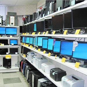 Компьютерные магазины Романовки