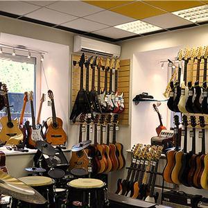 Музыкальные магазины Романовки