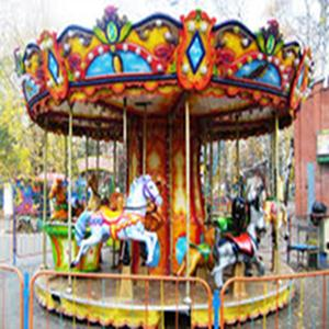Парки культуры и отдыха Романовки