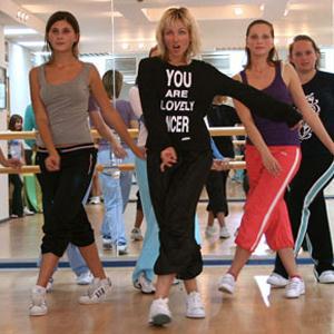 Школы танцев Романовки