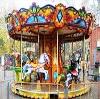 Парки культуры и отдыха в Романовке