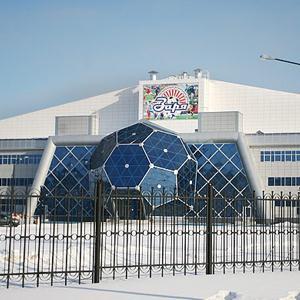 Спортивные комплексы Романовки