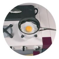 Кафе - иконка «кухня» в Романовке